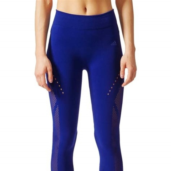 9c558e045eee1 adidas Pants   Perforated Warp Knit Leggings   Poshmark